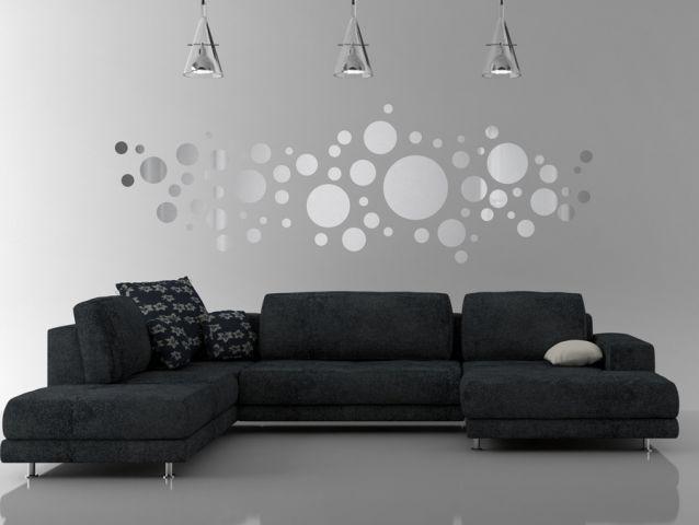 Mirrored dots | Wall sticker