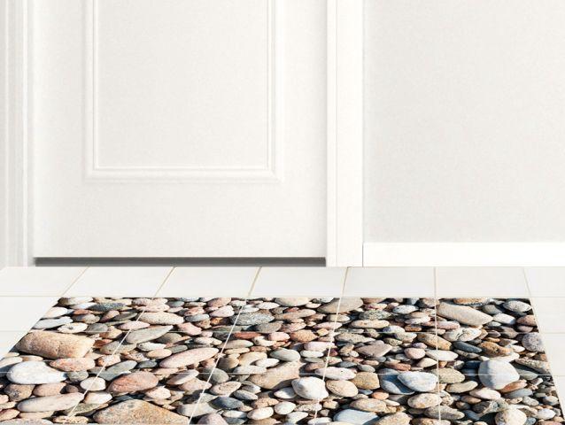 מדבקות רצפת | אבנים