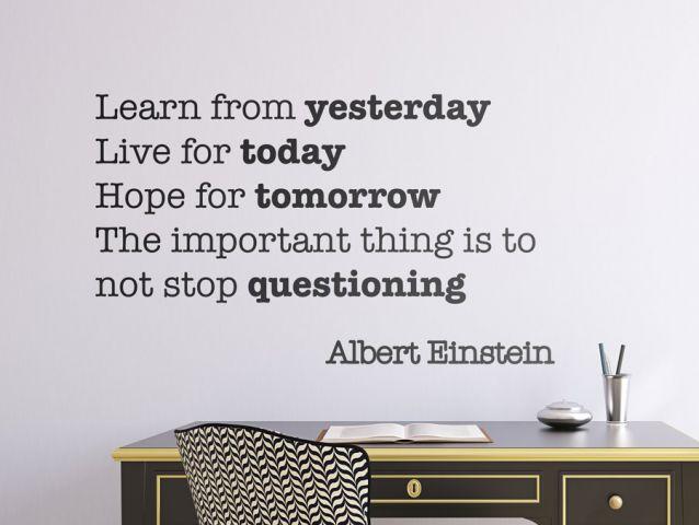 ציטוט של איינשטיין