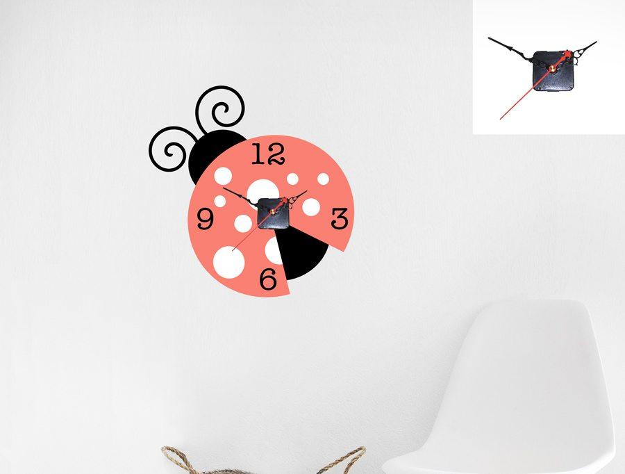מדבקת שעון | חיפושית