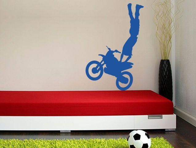 מדבקת קיר | אופנוען