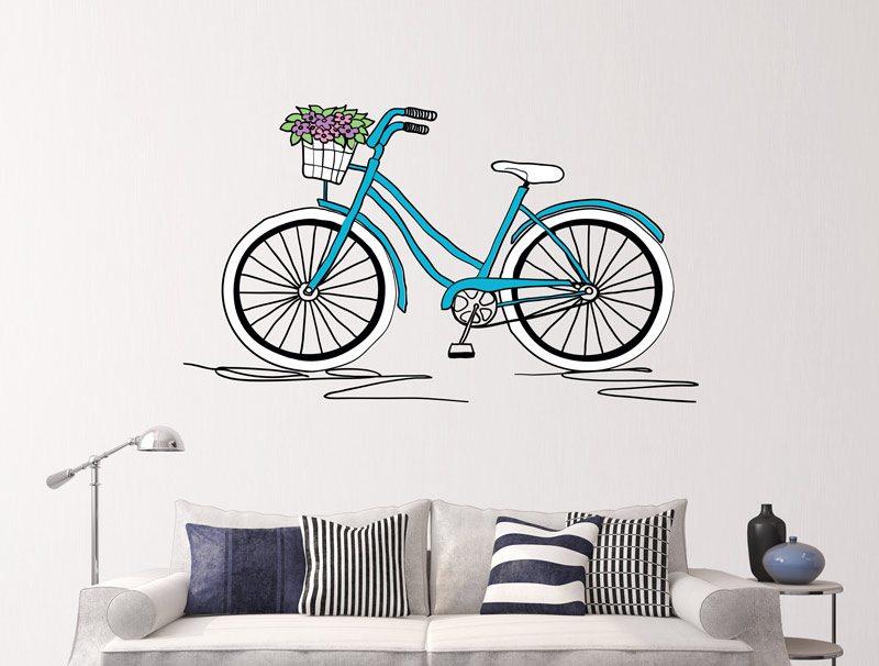 אופניים ביום יפה