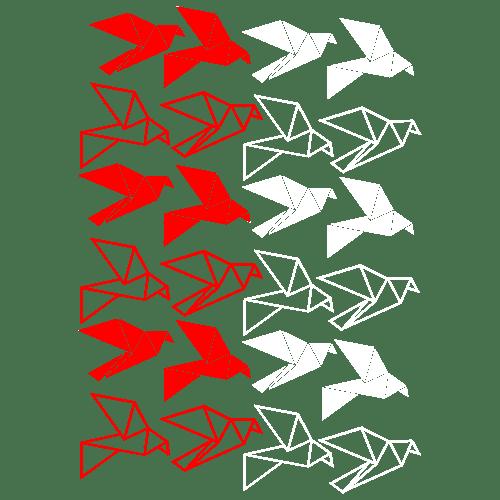 מדבקת טפט גרפיטי