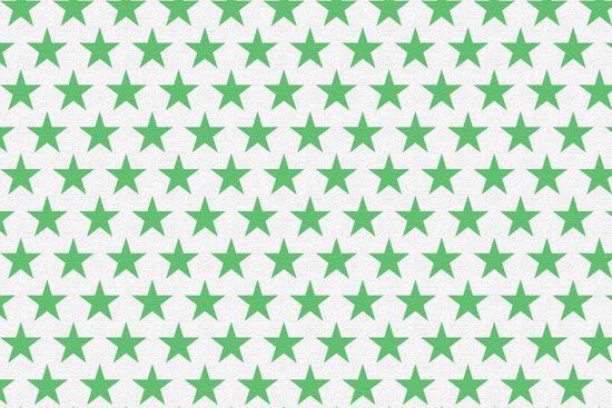 טפט | כוכבים ירוקים