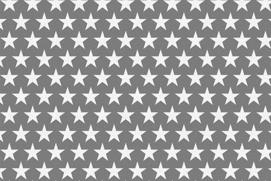 טפט | כוכבים על רקע אפור
