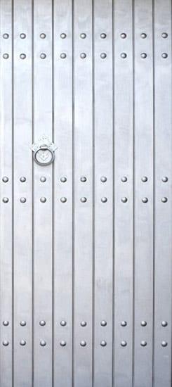 טפט לדלת   דלת ברזל