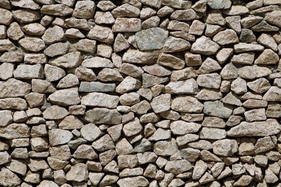 טפט תלת מימד אבנים