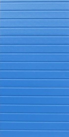 טפט לדלת  פנלים כחולים