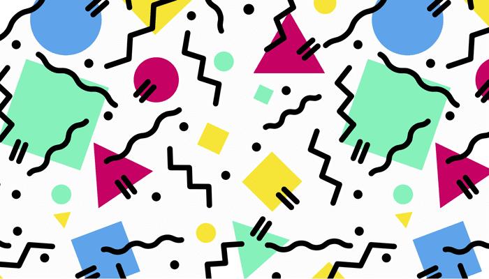 טפט מעוצב צבעוני לילדים
