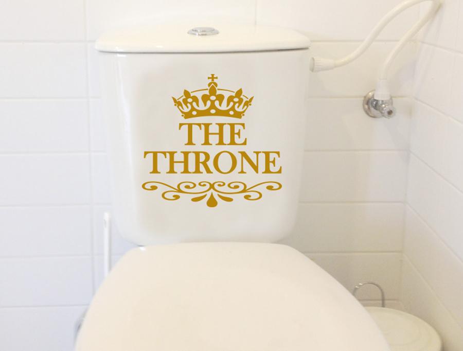 מדבקה - כיסא המלכות
