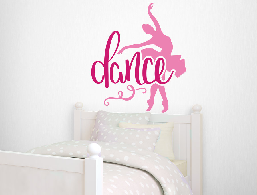 מדבקה - לרקוד