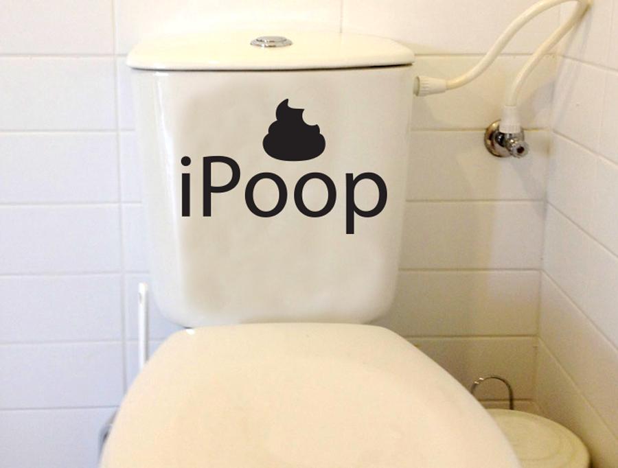 מדבקה - iPoop