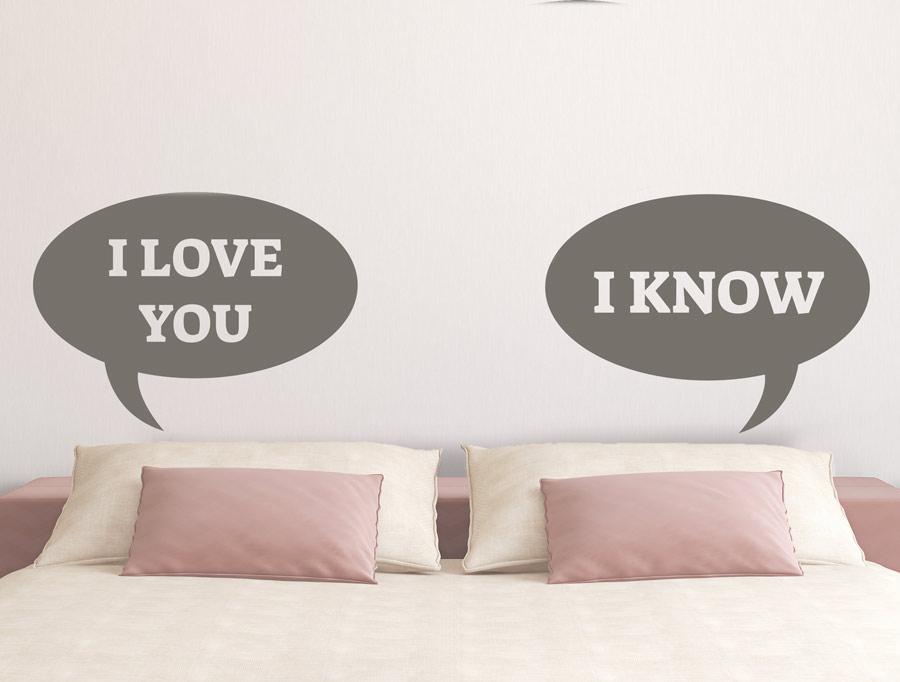 מדבקה - אני אוהב אותך