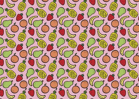 טפט - פירות קיץ