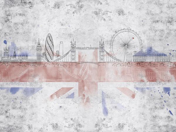טפט לונדון בקצרה