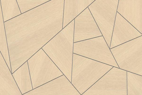 טפט למשרד צורות טקסטורת עץ בהיר