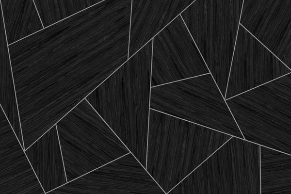טפט למשרד צורות טקסטורת עץ כהה
