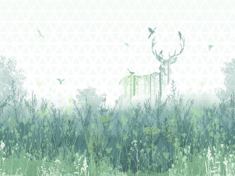 טפט מעוצב אייל בירוק