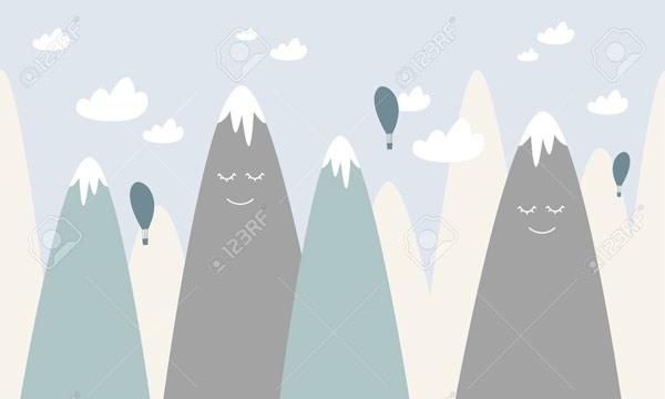 הרים מנומנמים