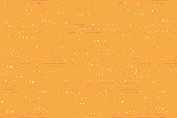 טפט אבסטרקטי גווני כתום יפה במיוחד