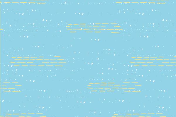 טפט אבסטרקטי גווני כחול יפה במיוחד