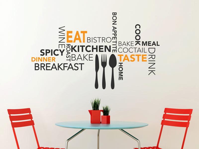 מילים למטבח