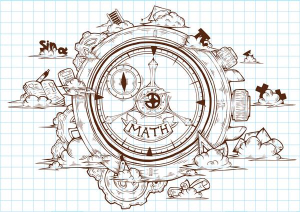 טפט - מתמטיקה