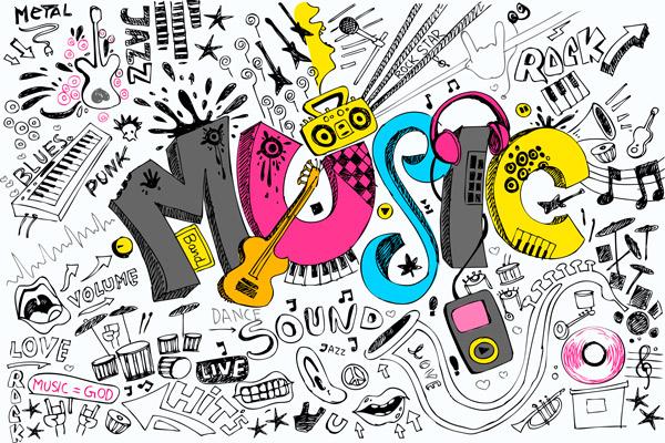 טפט - מוזיקה מקושקש