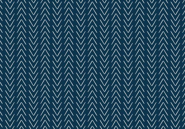 טפט - חצים לבנים על רקע כחול כהה