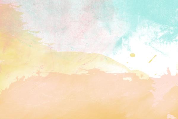 טפט - צבעים עדינים בכתמים